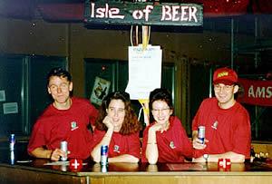 Ebenso findet im Dezember 1997 die erste Auflage der Beach-Party statt