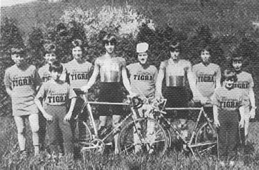 1979 - Die Radsportschule WOGS wurde gegründet